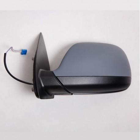 Retroviseur exterieur VW AMAROK 2011- ELECTRIQUE-COIFFE A PEINDRE-GAUCHE