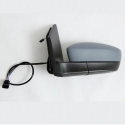 Retroviseur exterieur VOLKSWAGEN UP 12/2011- - Electrique - Degivrant - Bombee - Coiffe a peindre - Droit