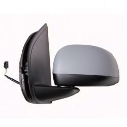 Retroviseur exterieur FIAT PANDA 03/2012- - Electrique - Degivrant - Bombee - Coiffe a peindre - Sonde - Droit