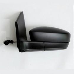 Retroviseur exterieur SEAT MII 12/2011- - Manuel - Aspherique - Noire -Gauche