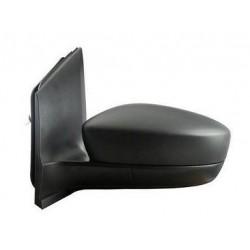 Retroviseur exterieur SEAT MII 12/2011- - Manuel - Bombee - Coiffe a peindre - Droit