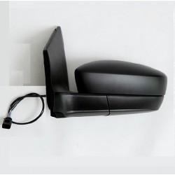 Retroviseur exterieur SEAT MII 12/2011- - Electrique - Degivrant - Bombee - Noire - Droit