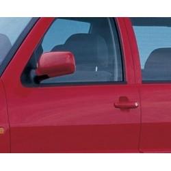 Retroviseur exterieur VW POLO CLASS 1996- - Electrique - Aspherique - Coiffe a peindre - Gauche - CIPA