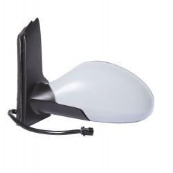 Retroviseur exterieur SEAT TOLEDO 2004- - Electrique - Aspherique - Coiffe a peindre - Gauche - CIPA