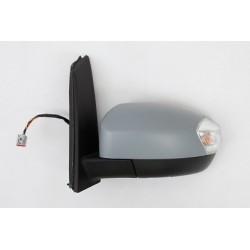 Retroviseur exterieur FORD CMAX 2011- - Electrique - Coiffe a peindre - Clignotant - Gauche - CIPA
