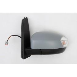 Retroviseur exterieur FORD C-MAX 2011 - Electrique - Clignotant - Coiffe a peindre - Eclairage - Rabattable - Droit