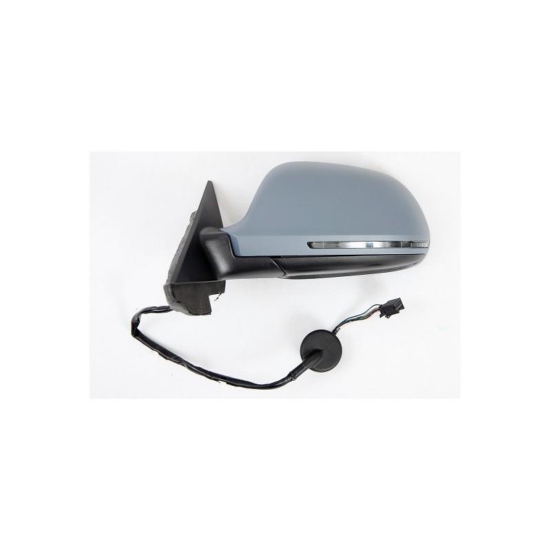 retroviseur exterieur audi a3 2008 2010 electrique clignotant rabattable gauche. Black Bedroom Furniture Sets. Home Design Ideas