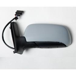 Retroviseur exterieur SEAT ALHAMBRA 1998-2000 - Electrique - Aspherique - Coiffe a peindre - Gauche - CIPA
