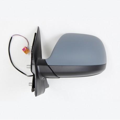 retroviseur exterieur volkswagen transporter t5 2009 electrique gauche rabattable. Black Bedroom Furniture Sets. Home Design Ideas