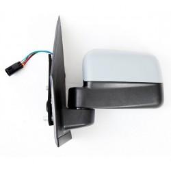 Retroviseur exterieur FORD TRANSIT CONNECT 2009- - Electrique - Coiffe a peindre - Gauche - CIPA