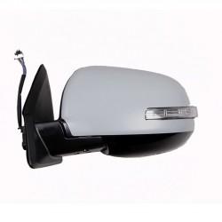 Retroviseur exterieur CITROEN C4 AIRCROSS 03/2012- - Electrique -  Degivrant- Clignotant - Coiffe a peindre - Rabattable Electri