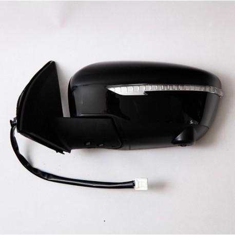 retroviseur exterieur nissan qashqai 2014 electrique gauche rabattable camera. Black Bedroom Furniture Sets. Home Design Ideas