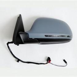 Retroviseur exterieur AUDI Q3 11/2011- - Electrique - Droit - Degivrant - Bombee - Cligno - Coiffe a peindre - Rab - Memoire