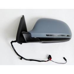 Retroviseur exterieur AUDI Q3 11/2011- - Electrique - Droit - Degivrant - Bombee - Clignotant - Coiffe a peindre