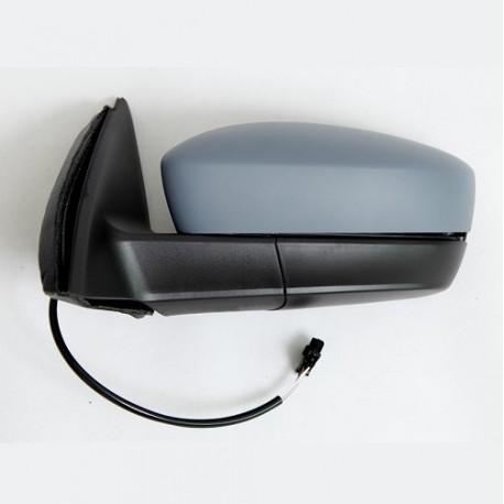 Retroviseur exterieur SEAT TOLEDO 2013- - Electrique - Coiffe a peindre - Droit - CIPA