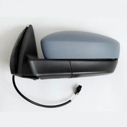 Retroviseur exterieur SKODA RAPID - Electrique - Coiffe a peindre - Droit - CIPA