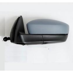 Retroviseur exterieur SEAT TOLEDO 2013- - Manuel - Coiffe a peindre - Gauche - CIPA