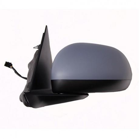 Retroviseur exterieur FIAT 500 L  10/2012 - Electrique - Degivrant - Sonde - Coiffe a peindre - Droit