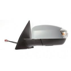Retroviseur exterieur FORD SMAX 2006- - Electrique - Degivrage - Coiffe a peindre - Clignotant - Lampe - Droit - CIP