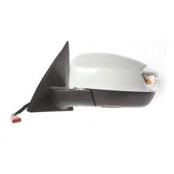 Retroviseur exterieur FORD S-MAX 2007- ELECTRIQUE-COIFFE A PEINDRE-CLIGNOTANT-ECLAIRAGE-RETRACTABLE-GAUCHE